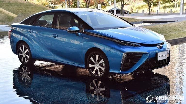丰田燃料电池车即将上市 续航650公里以上
