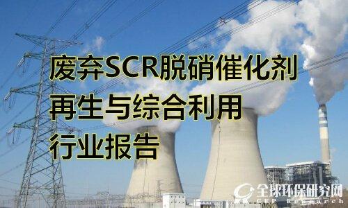 《废弃SCR脱硝催化剂再生与综合利用行业报告》目录图表