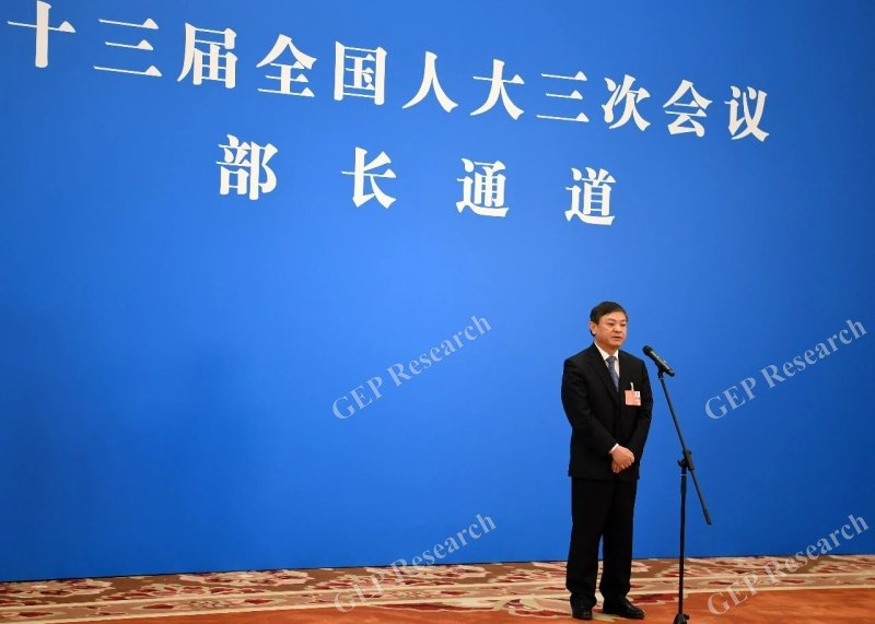 """部长黄润秋:""""十三五""""污染防治攻坚战成果如何?""""十四五""""的环保规划?"""